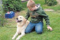 Hunde an der Clarenbach Schule