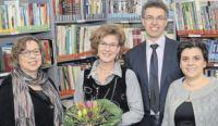 Gudula Schneider ist neue Schulleiterin