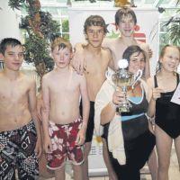 Kreismeisterschaften im Schwimmen