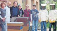 Die Imkerei der Clarenbach-Schule