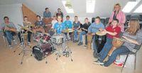 Rockband aus AG