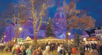 Weihnachtsmarkt lockt (auch) mit Programm