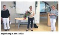 Konrektorin freut sich auf Clarenbachschule