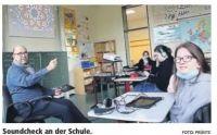 Clarenbachschule entwickelt eigenes Soundlogo