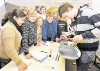 Berufemesse Clarenbachschule
