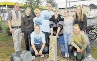 Brunnenbau Clarenbach-Schule
