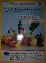 Schulobstprogramm