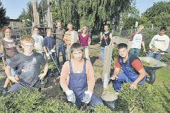 Garten- und Landschaftsbau bei Alles-Clar